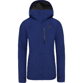 The North Face Dryzzle Jacket Dame flag blue